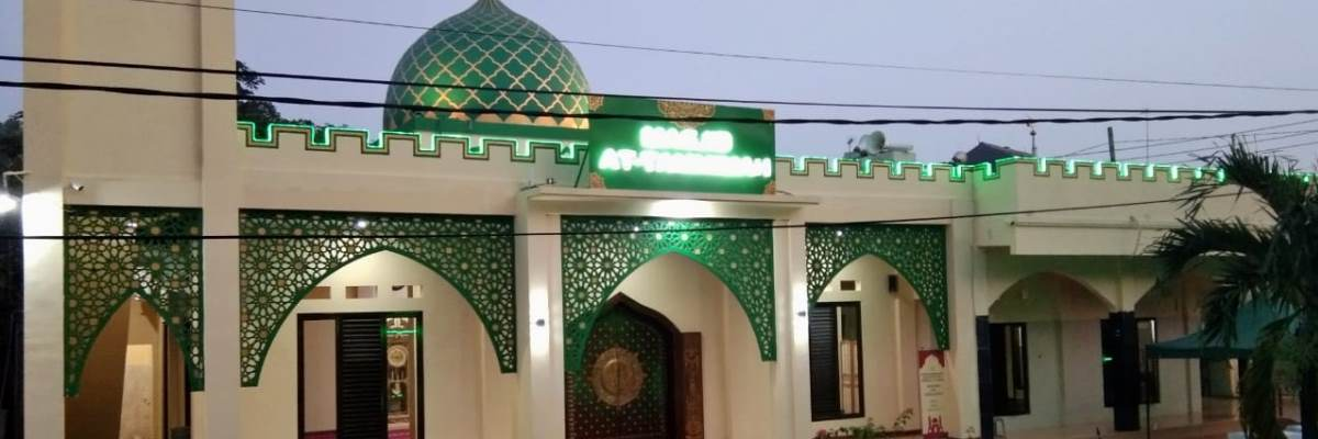 masjid utama