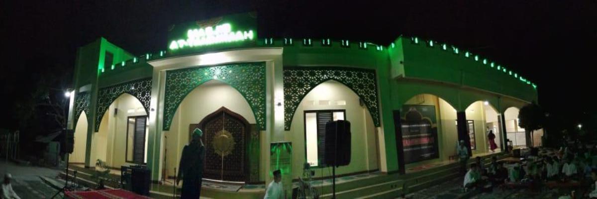 Masjid malam