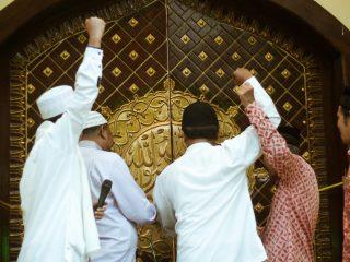 Peresmian Masjid, Ramadhan 1440H