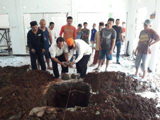 Renovasi Masjid 2019